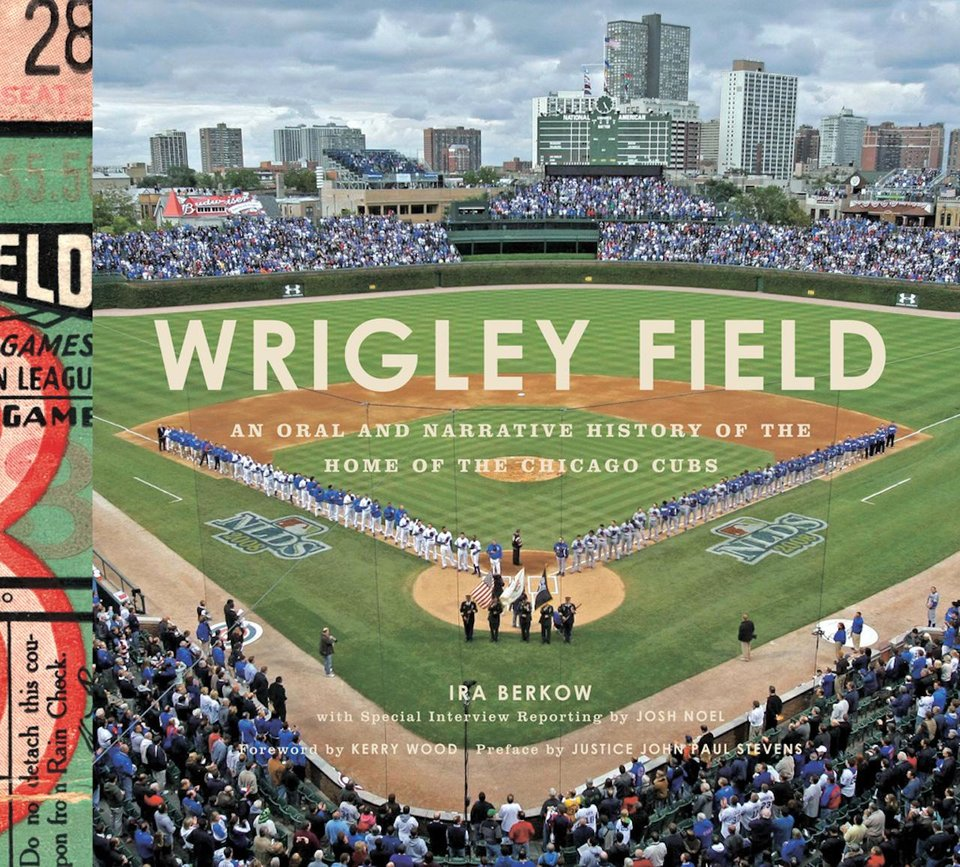 Wrigley Field: An Oral and Narrative History of the Home of the Chicago Cubs  <strong>elephant</strong>