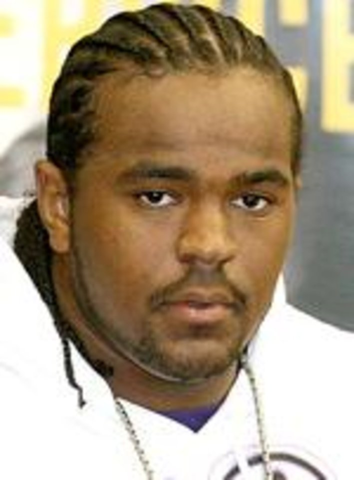Photo - Jamarkus McFarland, defensive tackle out of Lufkin, Texas