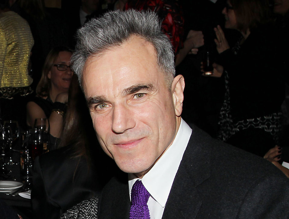 Photo - FILE - This Jan. 7, 2013 file photo released by Starpix shows actor Daniel Day Lewis from