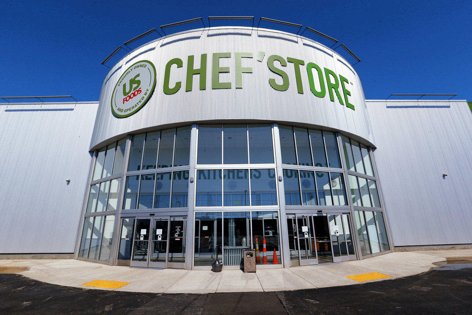 Photo - US Foods' Chef'store stocks restaurant-quality foods and equipment and is open seven days a week.