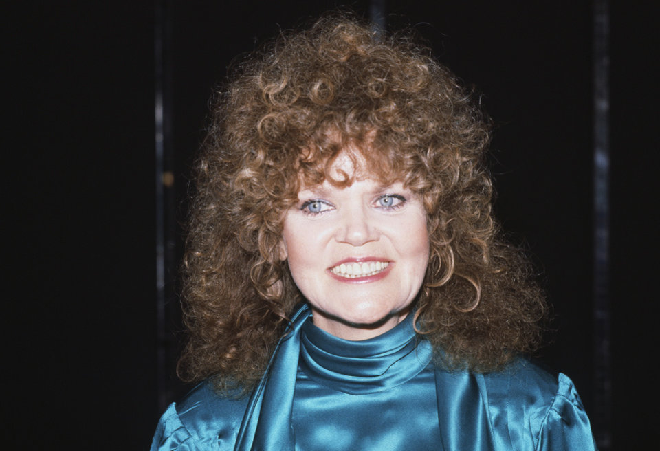 Photo - FILE - This March 20, 1982 file photo shows actress Eileen Brennan in Los Angeles. Brennan's manager, Kim Vasilakis, says Brennan, who is best known for playing Capt. Doreen Lewis in