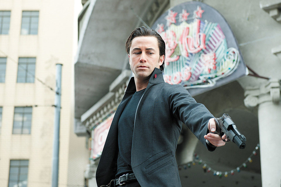 Joseph Gordon-Levitt stars in the action thriller �Looper.�  Sony Pictures Entertainment Photo