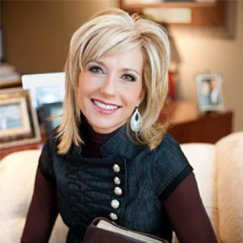 Beth Moore. Photo provided <strong></strong>