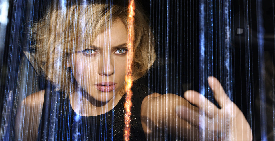 Photo - This image released by Universal Pictures shows Scarlett Johansson in a scene from