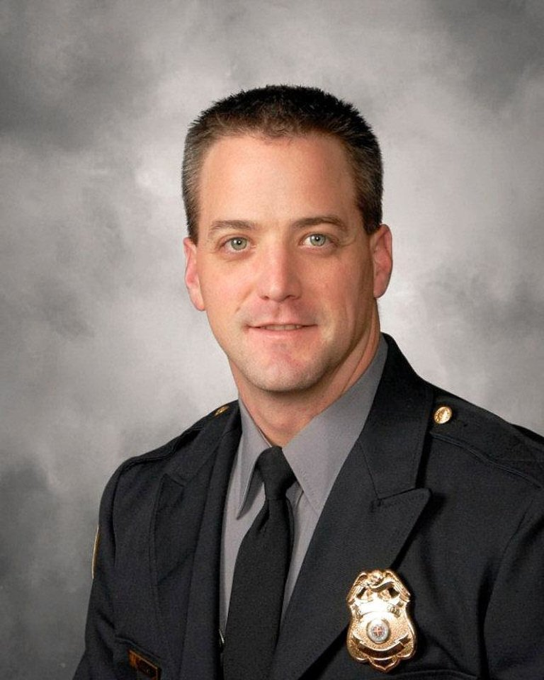 Oklahoma City police officer Chad Peery Provided