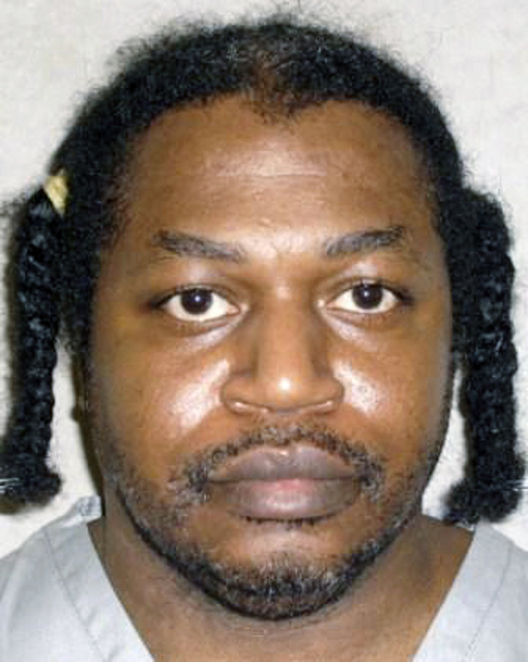 Photo - This June 29, 2011 photo provided by the Oklahoma Department of Corrections shows Charles Warner. (AP Photo/Oklahoma Department of Corrections)