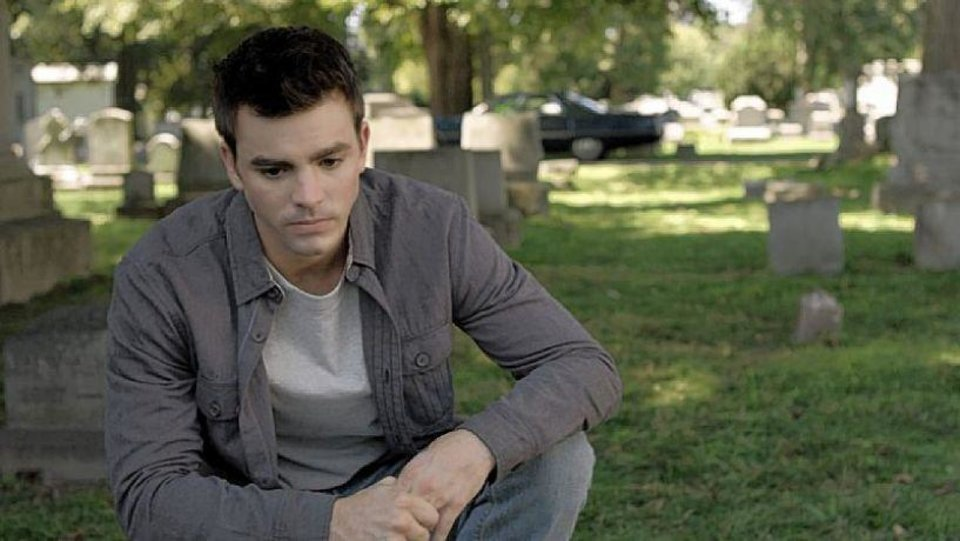"Brendan King (Crawford Wilson), a teen in the foster care system with a troubled past, contemplates his next move in a scene from the movie ""King's Faith."" Photo provided <strong></strong>"