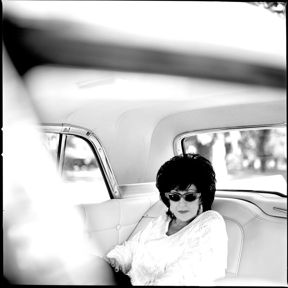 Photo -  Oklahoma native Wanda Jackson has been performing live and recording music for more than 60 years. [Photo provided]