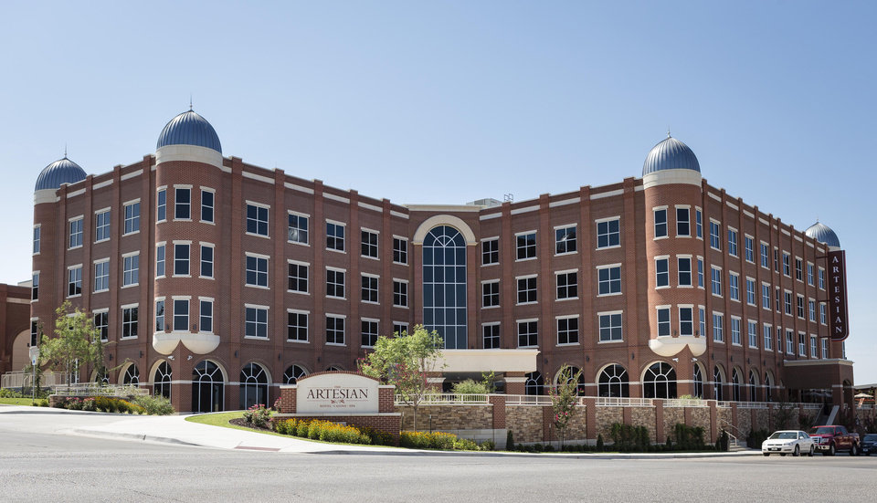Oklahoma Building Projects Take Honors News Ok