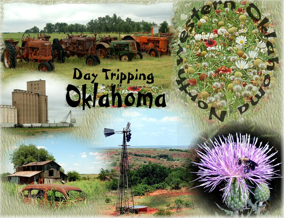 Landscapes of Northwestern Oklahoma<br/><b>Community Photo By:</b> Eldon Harris<br/><b>Submitted By:</b> Eldon, Bethany