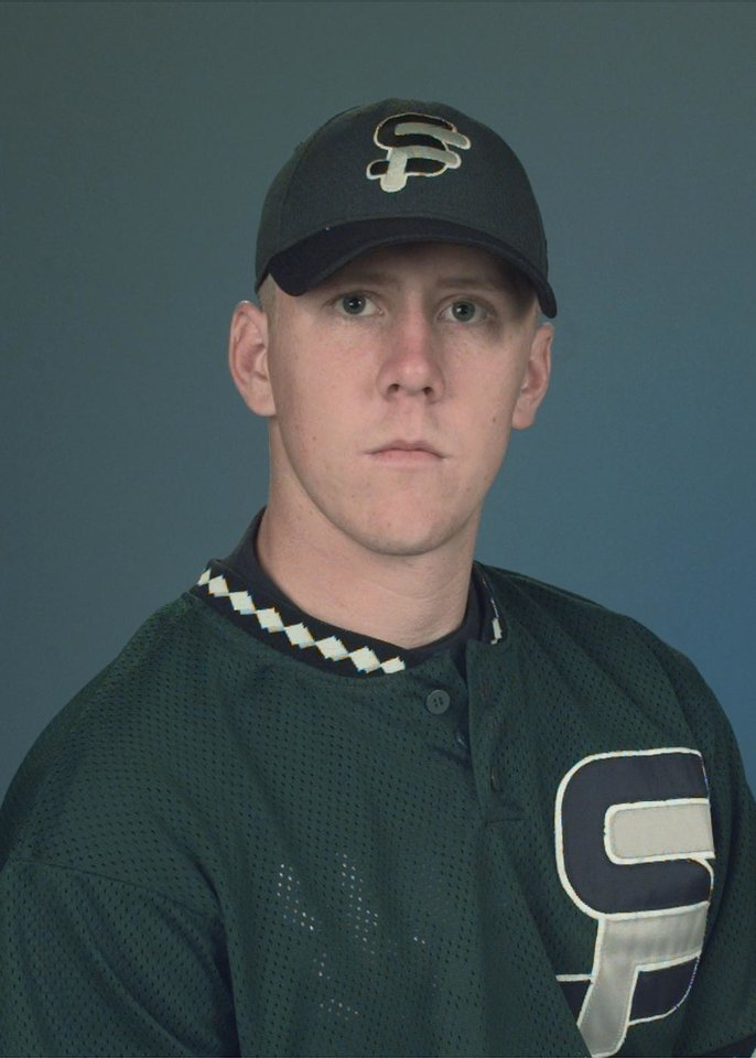 Photo - Brandon Weeden, Edmond Santa Fe high school baseball