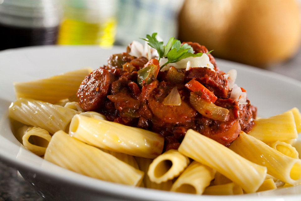 Consider the Made in Oklahoma Coalition\'s Hot Mama Pasta for Valentine\'s Day. - PROVIDED
