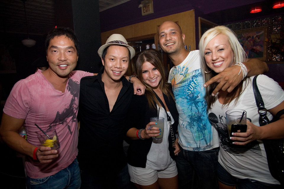 Seyoung, James, Kelsey, Keoki and Dawn