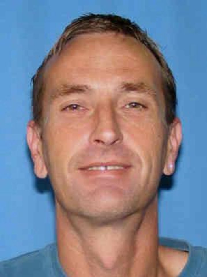Photo - MISSING FAMILY: Bobby Jamison, 44, of Eufaula, along with his wife and daughter, was last seen Oct. 8, 2009. Authorities found his pickup in a rural area of Latimer County several days later, but not the family. Provided by Latimer County Sheriff's Office. ORG XMIT: KOD