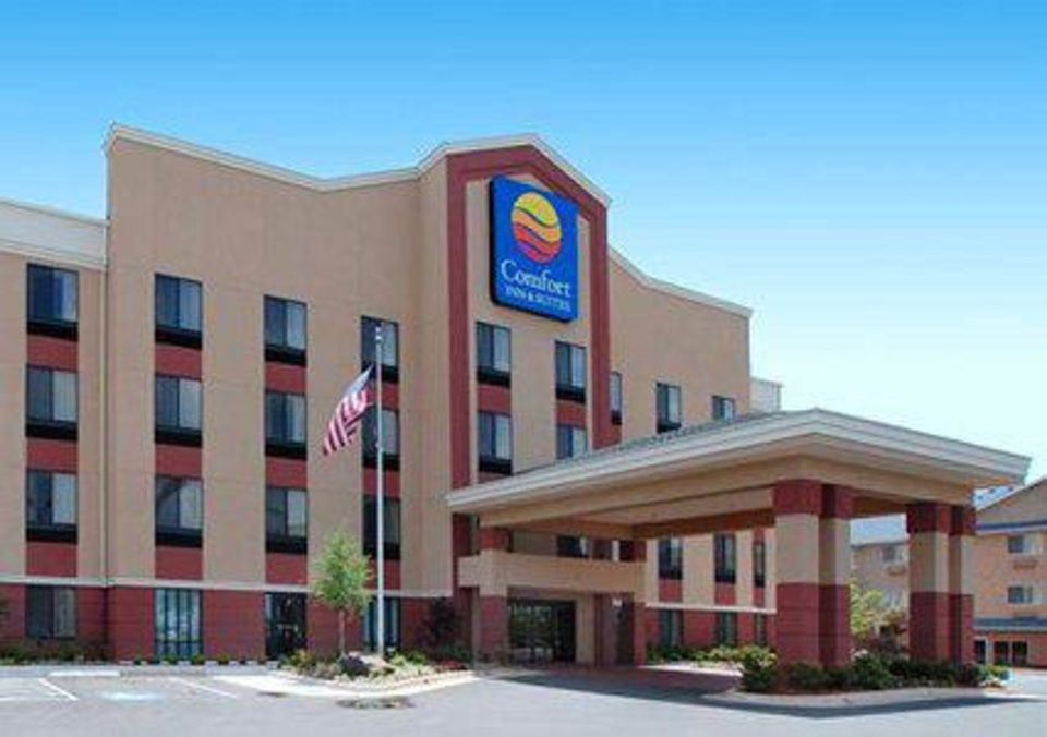 Comfort Inn & Suites Quail Springs, 13501 N Highland Park Blvd. PHOTO PROVIDED