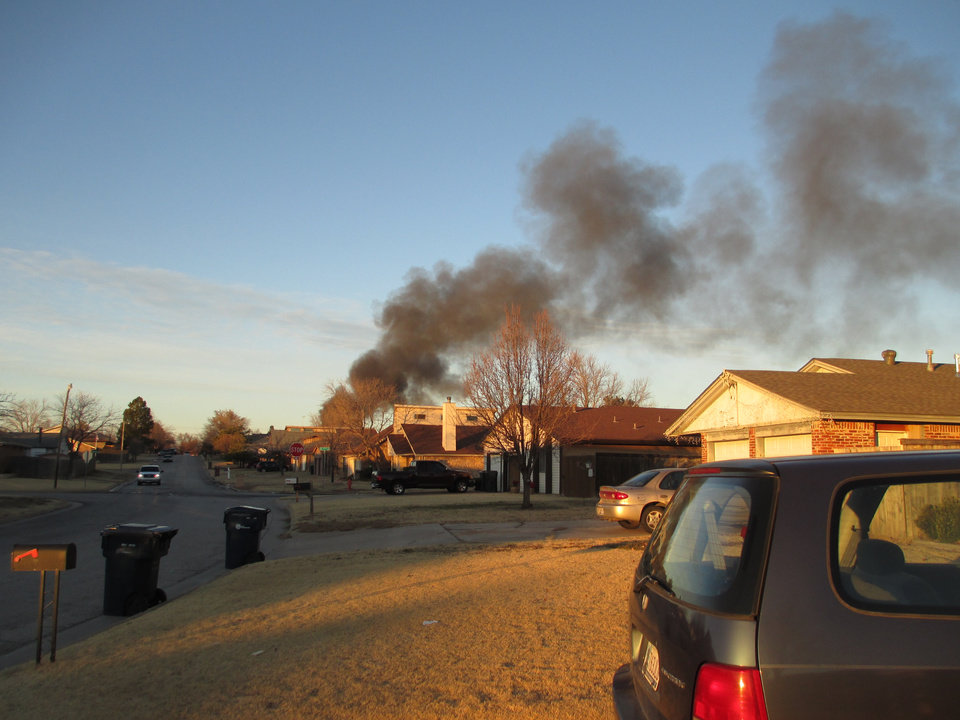 re:House explodes in southwest Oklahoma City