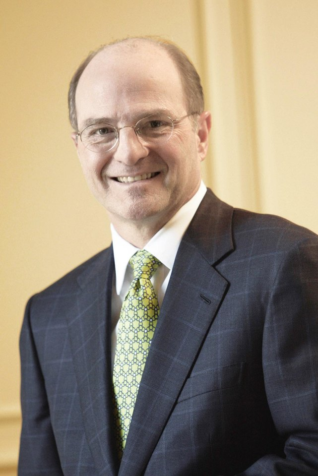 Photo - Tom Ward, co-founder of Chesapeake Energy Corp. and former chairman and CEO of SandRidge Energy Inc.  PROVIDED - Provided
