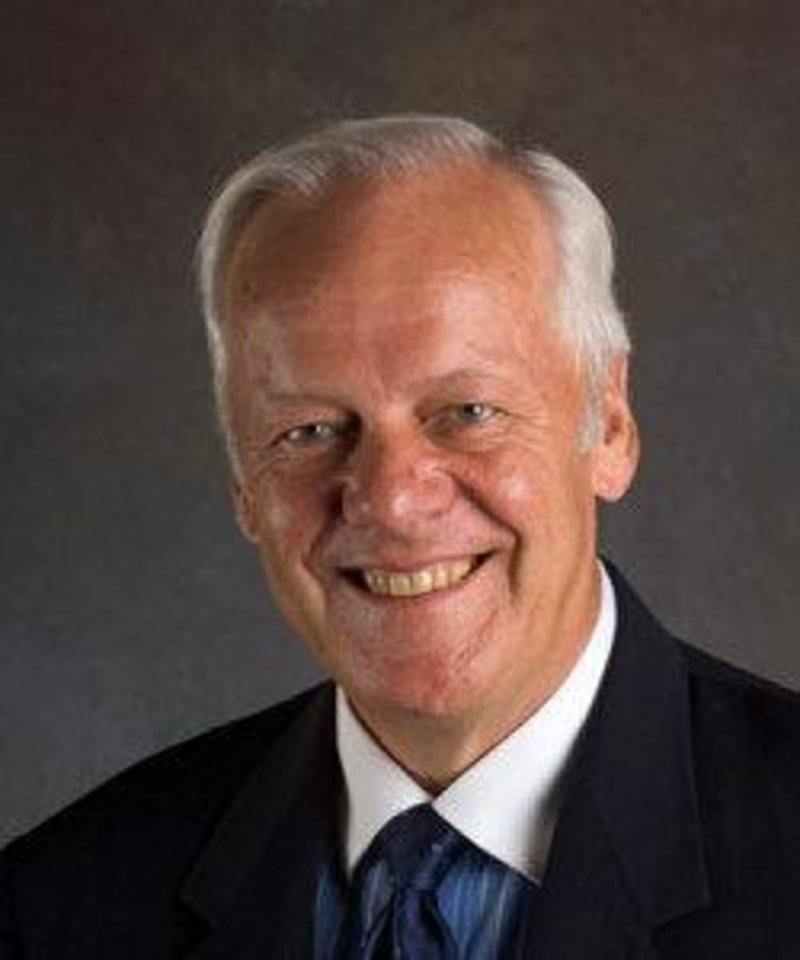David Lyle Jeffrey. Photo provided <strong>Clifford S. Cheney IV</strong>
