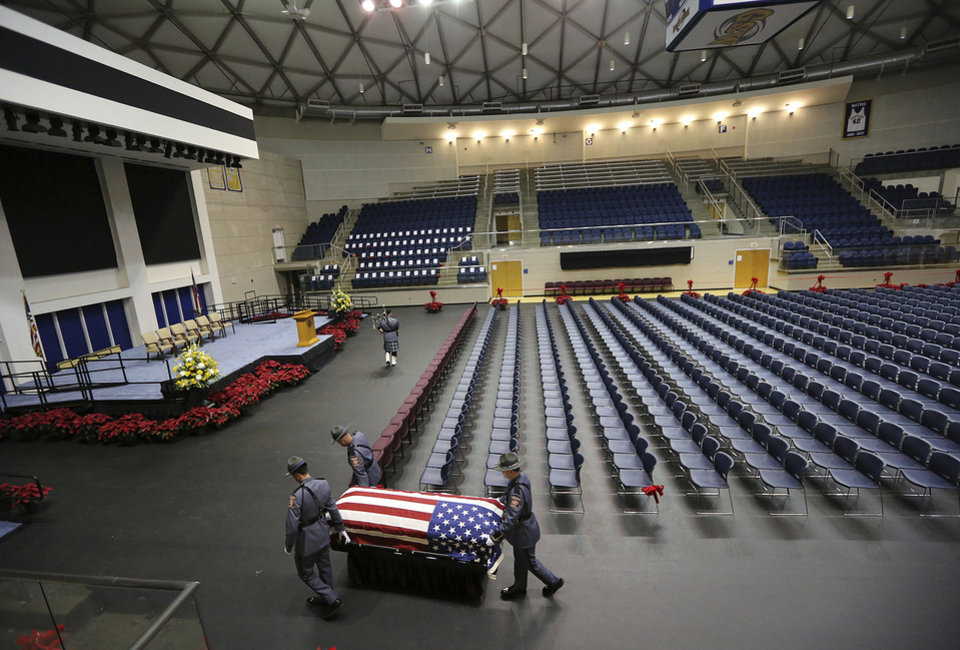 2nd Of 2 Slain South Georgia Law Officers Is Laid To Rest