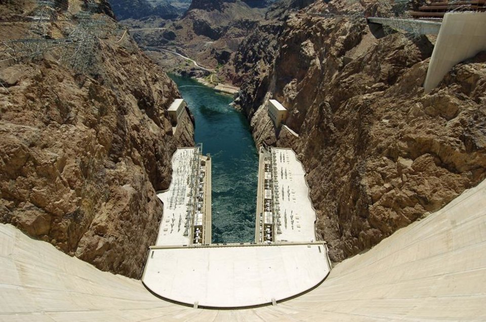 Hoover Dam, Lake Mead