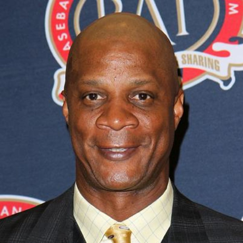 Darryl Strawberry Photo provided <strong>Taylor Hill - FilmMagic</strong>