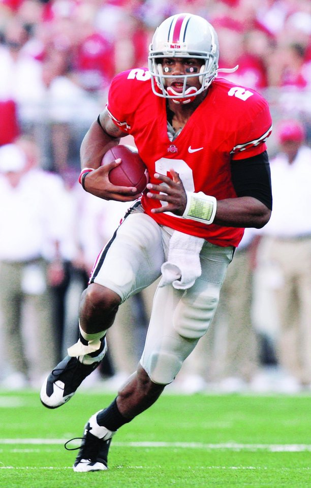 Ohio State QB Terrell Pryor (AP Photo)