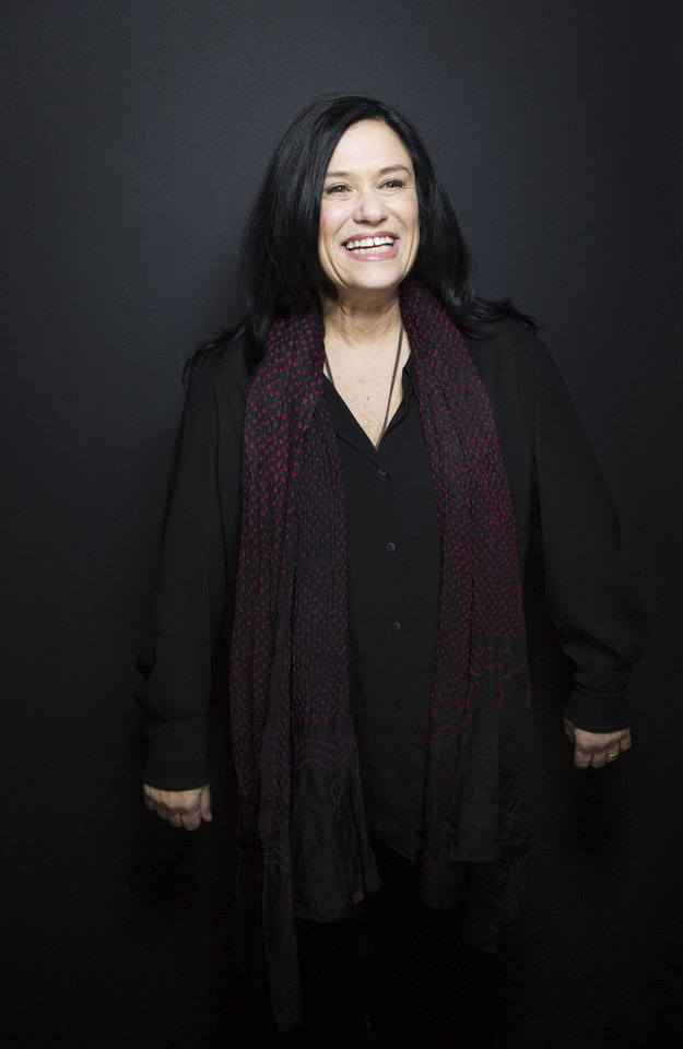 "Director Barbara Kopple from the film ""Running From Crazy"" poses for a portrait during the 2013 Sundance Film Festival on Sunday, Jan. 20, 2013 in Park City, Utah. (Photo by Victoria Will/Invision/AP Images)"