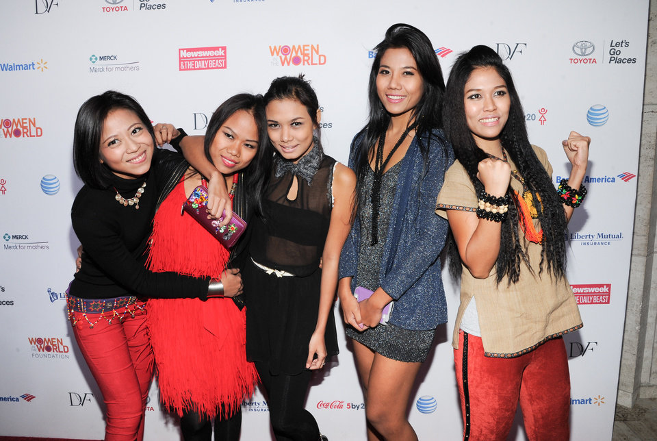 Photo - Pop/hip-hop group and dance ensemble from Myanmar,