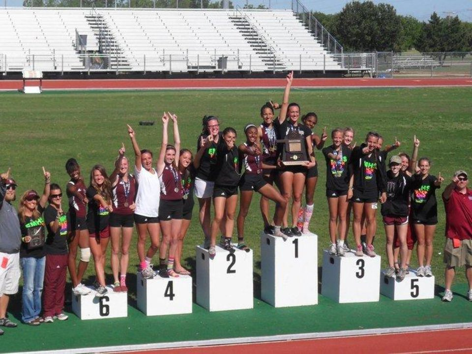 Edmond Memorial Girl\'s Win STATE title