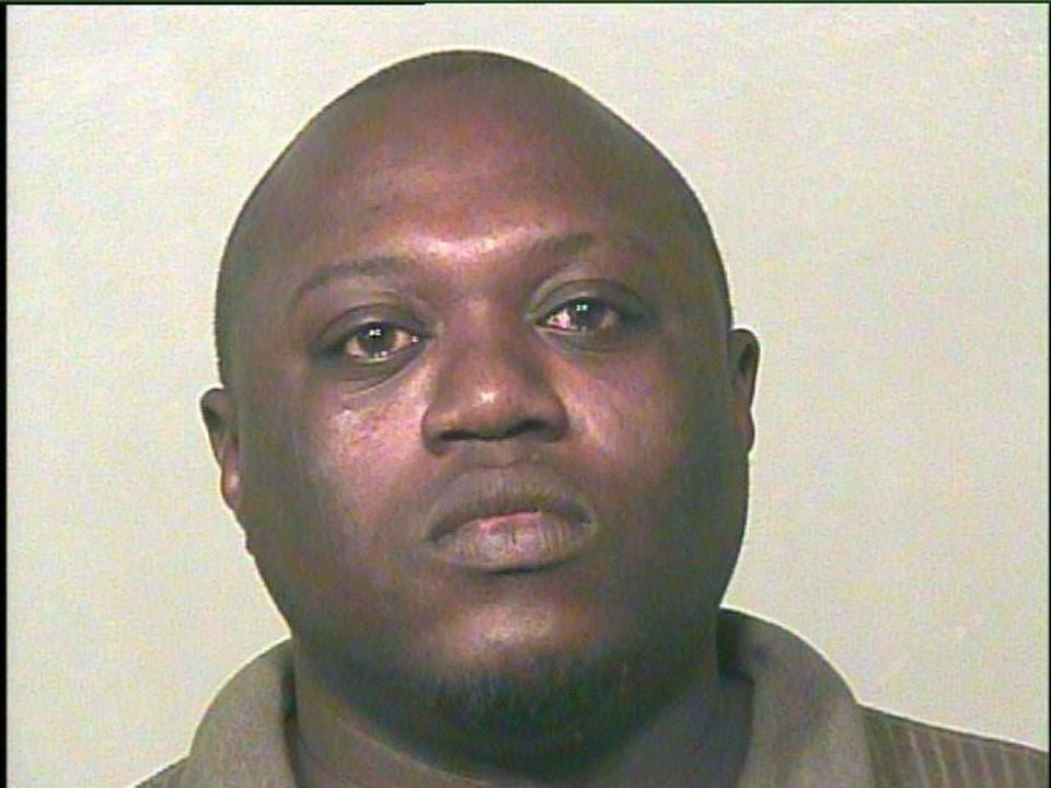 Photo - Alfonzo Dwight Hamilton was arrested in connection with the death of Donte Deshawn McCarther Jan. 17.