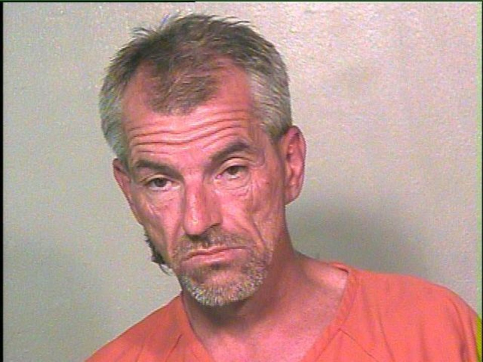 Ronald Sparks, Photo provided by Oklahoma County jail