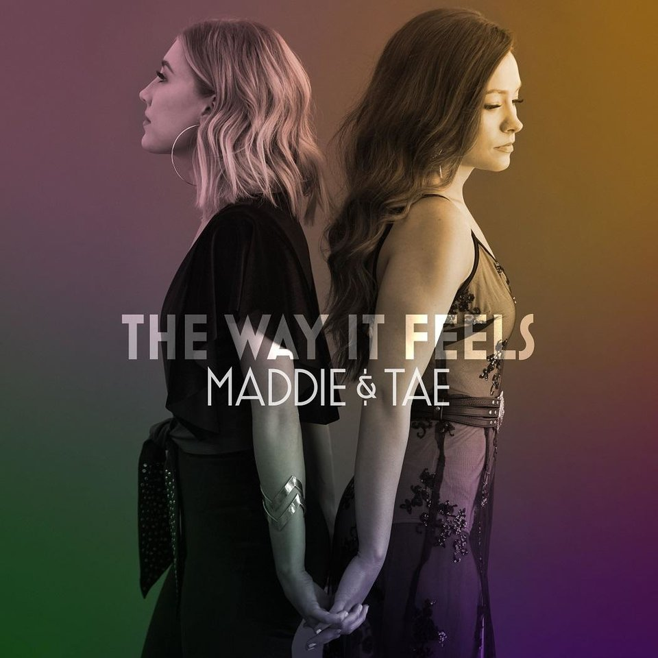 Photo - Oklahoma-Texas duo Maddie & Tae will release its sophomore LP