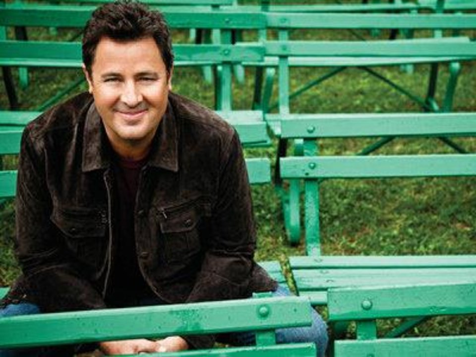 Vince Gill. Photo provided. <strong></strong>