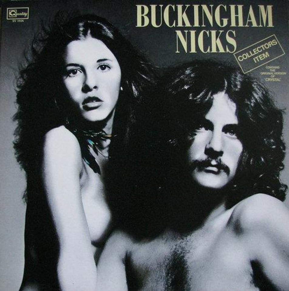 ?Buckingham Nicks? (1973).