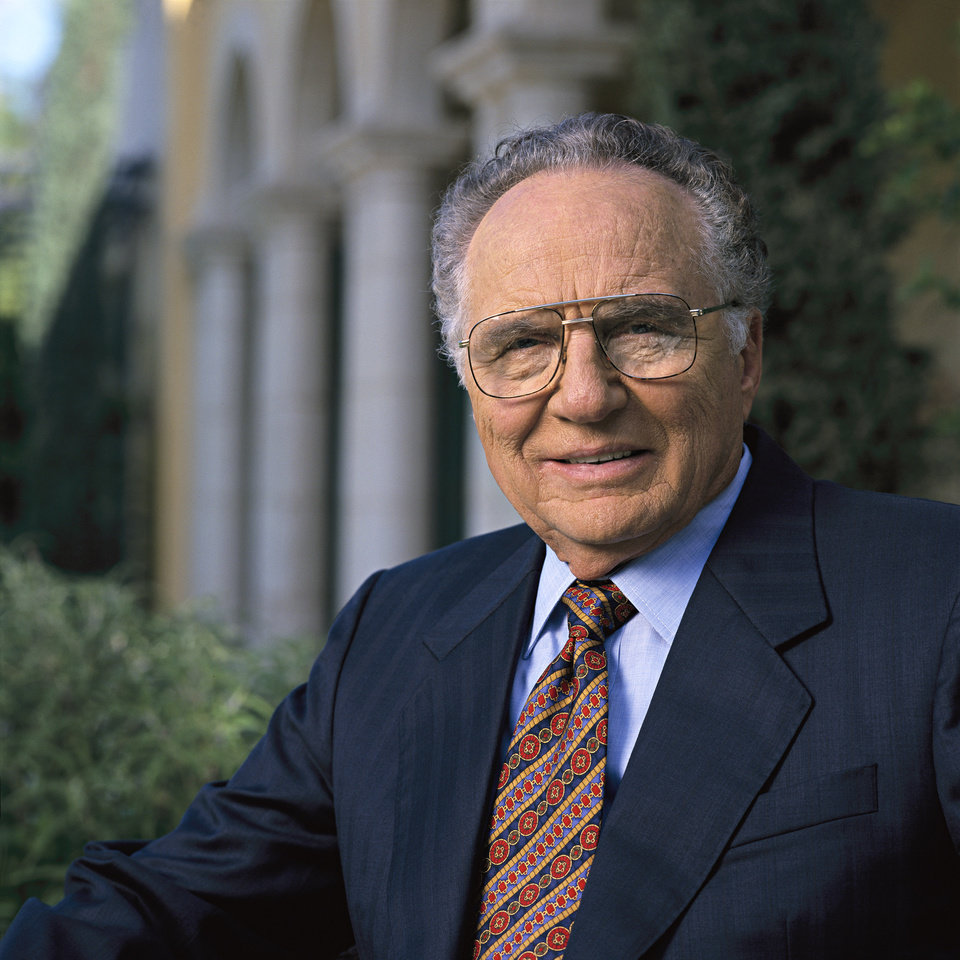 Photo - This undated photo provided by the Apollo Education Group shows John G. Sperling, founder of the Univertsity Of Phoenix. Sperling, 93, a billionaire, died Sunday, Aug. 24, 2014, at a hospital near San Francisco, according to a statement from Apollo Education Group, the parent company of the University of Phoenix. His cause of death was not disclosed. Sperling stepped down two years ago as Apollo's executive chairman, but his legacy remains as the founder of one of the biggest disrupters of traditional higher education. (AP Photo/Apollo Education Group)