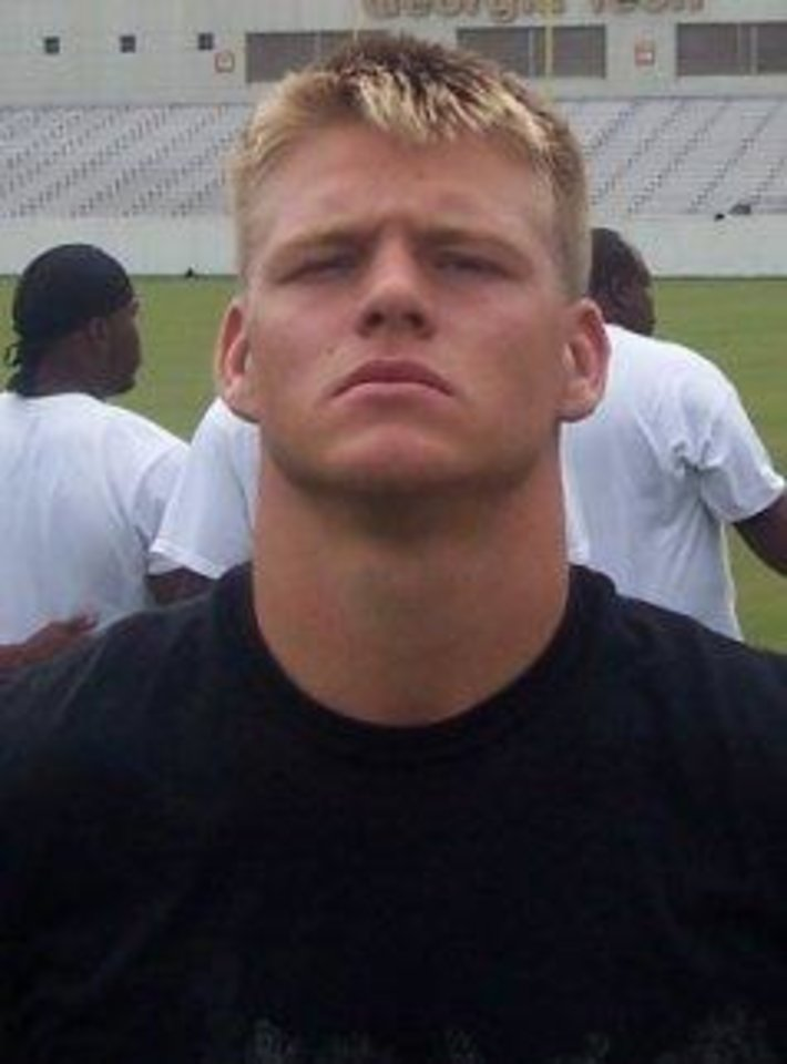 Photo - Jayden Bird, college football recruit who committed to OU, University of Oklahoma football program.