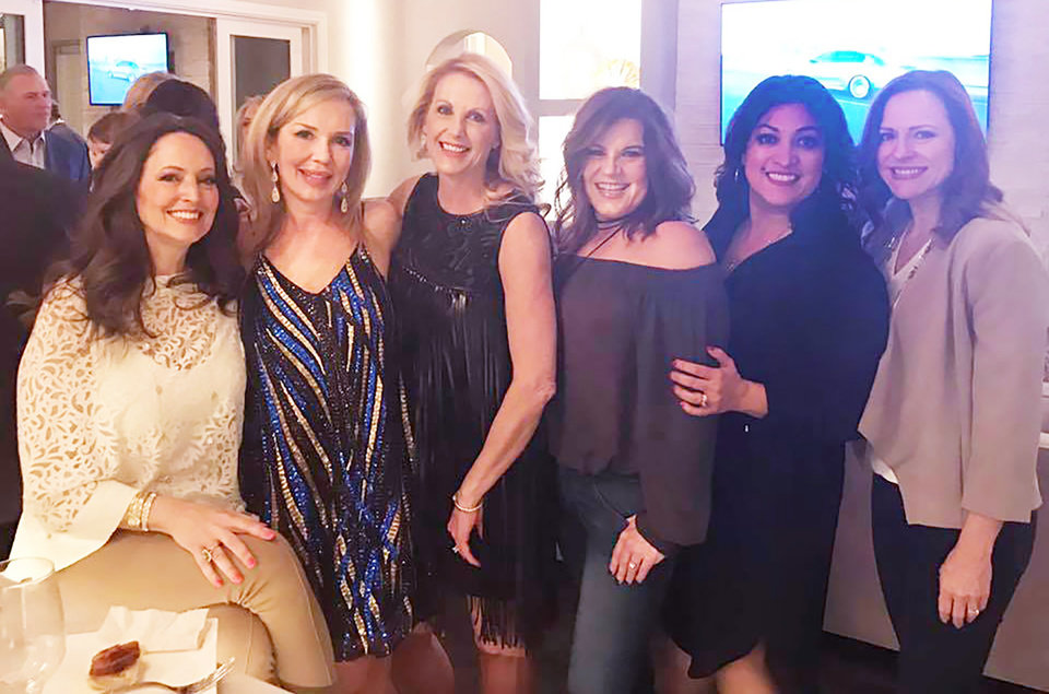 Photo - Carol Hefner, Tracey Lewis, Michelle Chilton, Alishia Mayfield, Deanna Cardenas and Kelley McGuire. PHOTO PROVIDED
