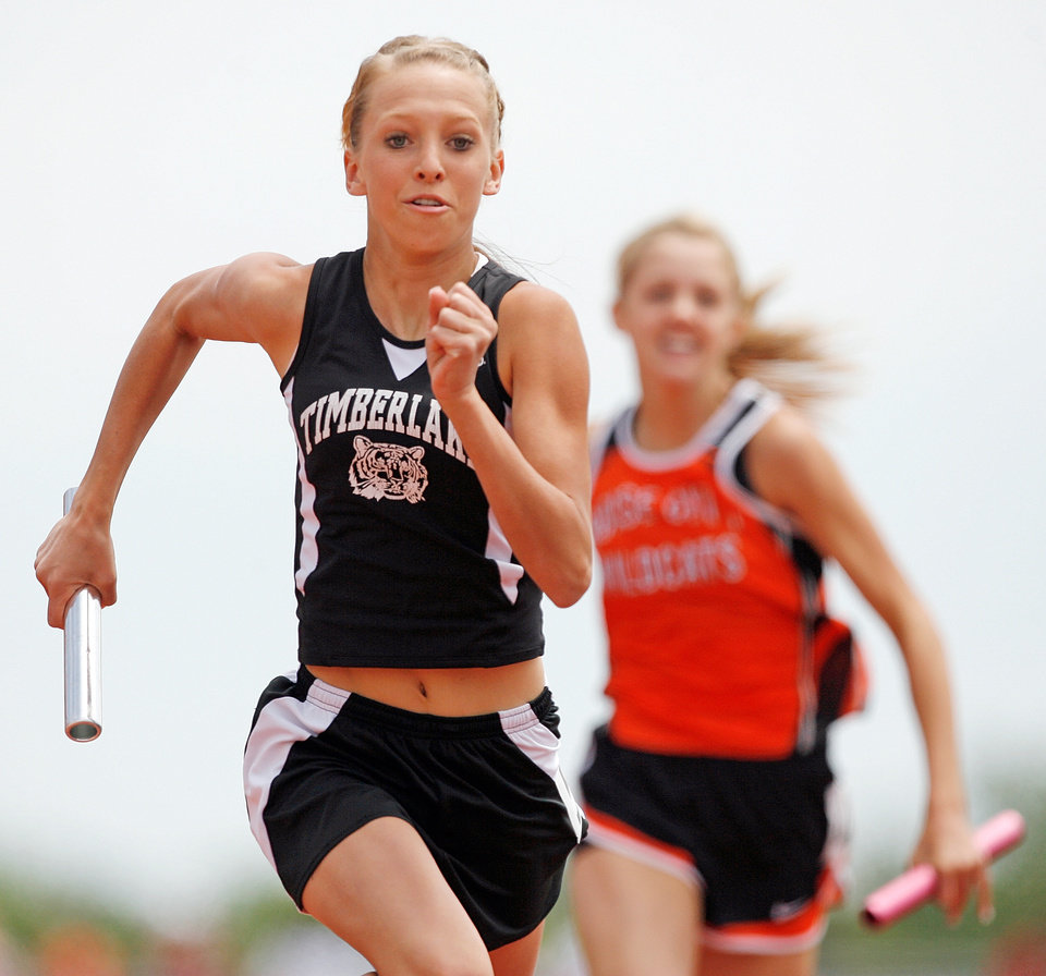 oklahoma high school state track meet results 2012