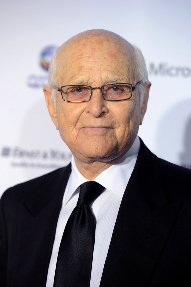 Photo -   Norman Lear, creator of the TV hits