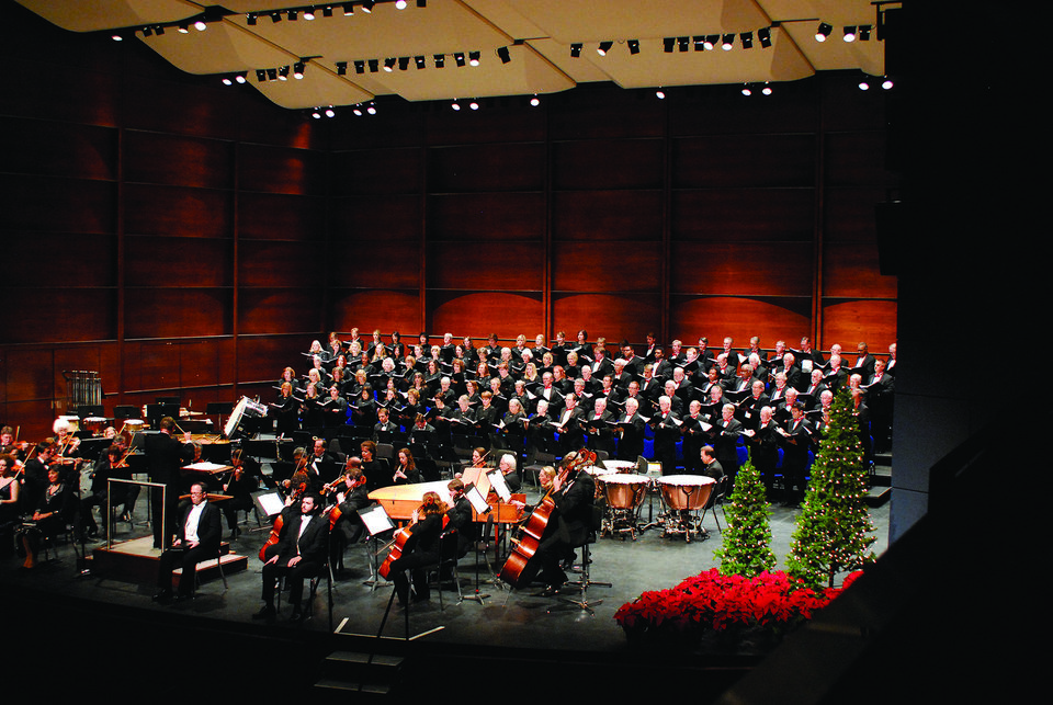 "Canterbury Choral Society will present ""A Baroque Christmas"" Photo provided"