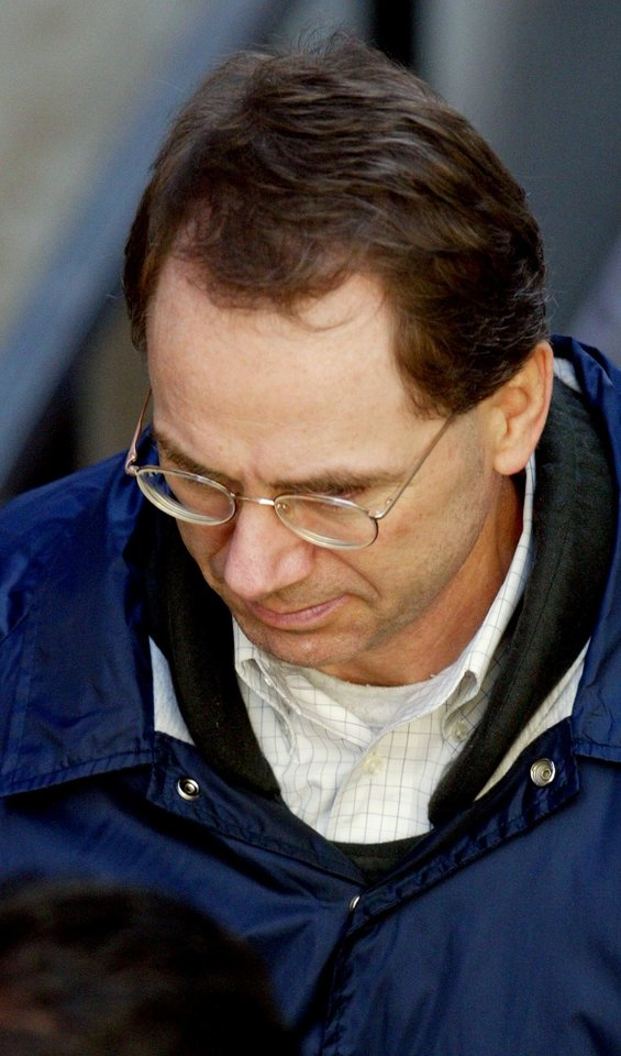 Convicted Oklahoma City bombing conspirator Terry Nichols. AP Photo
