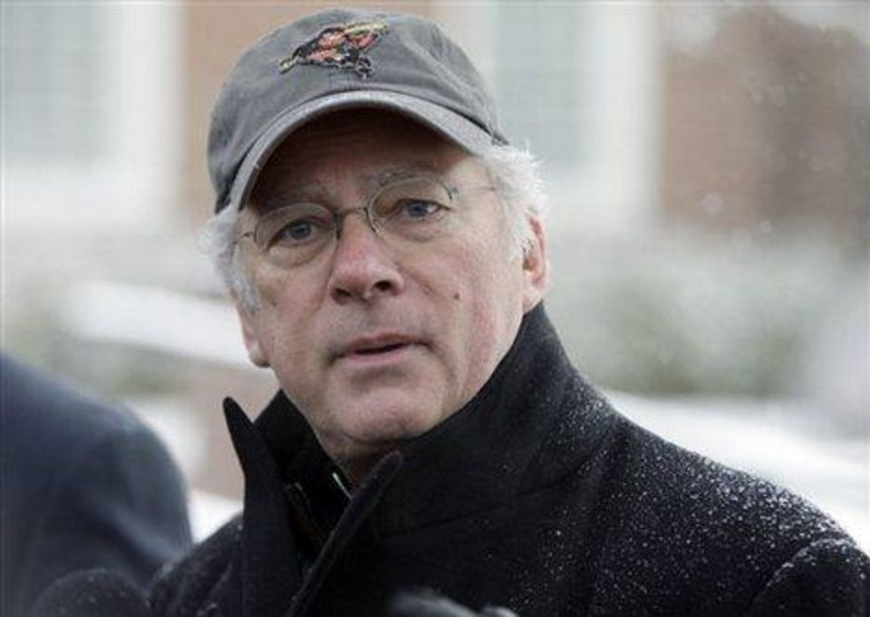 Photo -  Barry Levinson (AP file photo)
