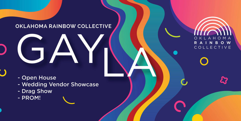 Photo -  The Oklahoma Rainbow Collective launch party is Feb. 20 and features a vendor showcase, drag performances and more. [Provided]