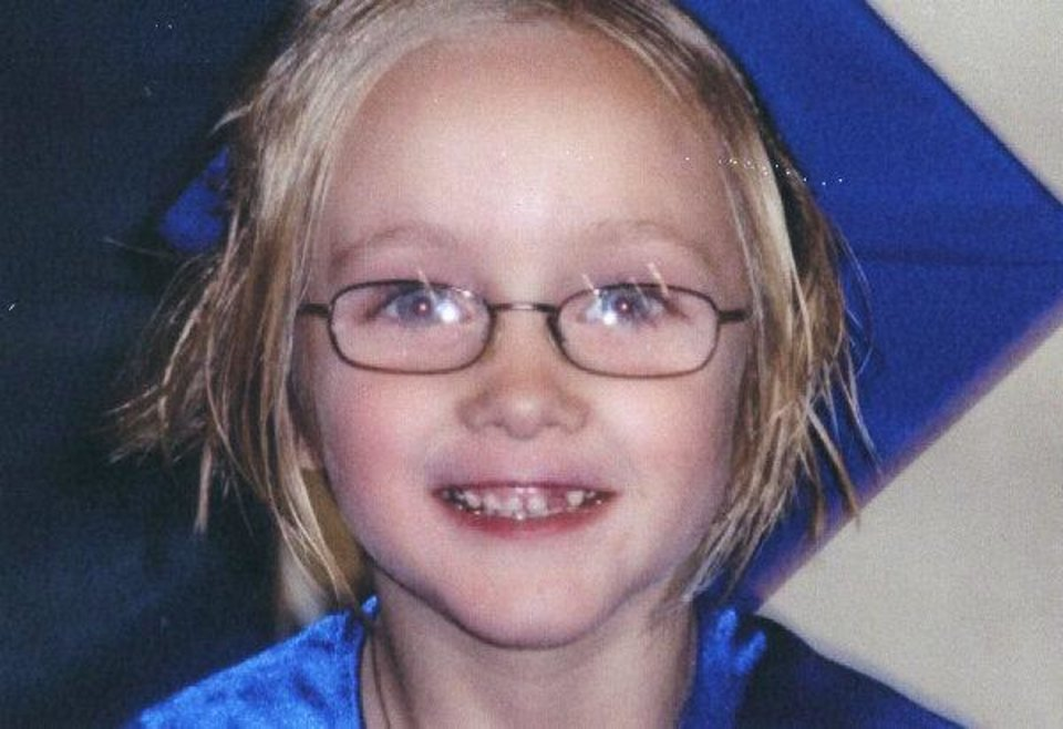 Alexis Morris was all smiles at her kindergarten graduation, just months before her death. <strong>PROVIDED - PHOTO PROVIDED</strong>