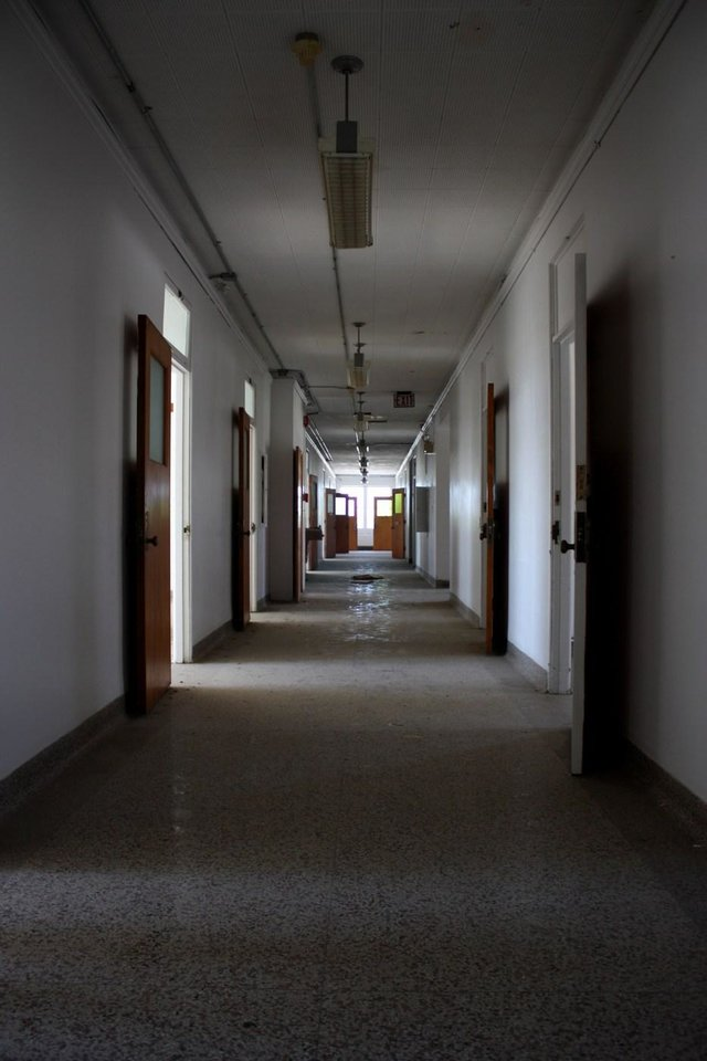 Photo - Eastern State Hospital. Photo by Abandoned Oklahoma