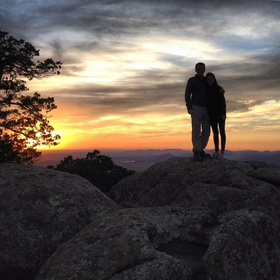 Wichita Mountains - Photo by Instagrammer @thadbaker87