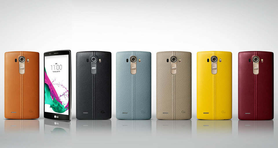 Photo -  The LG G4 includes a 5.5-inch display with 2560x1440 resolution and impressive photographic capabilities. Photo Provided