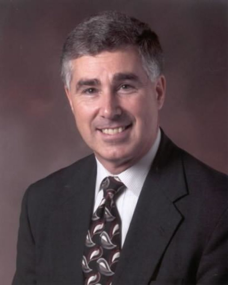 Photo -  Craig Jones, Oklahoma Hospital Association president      -