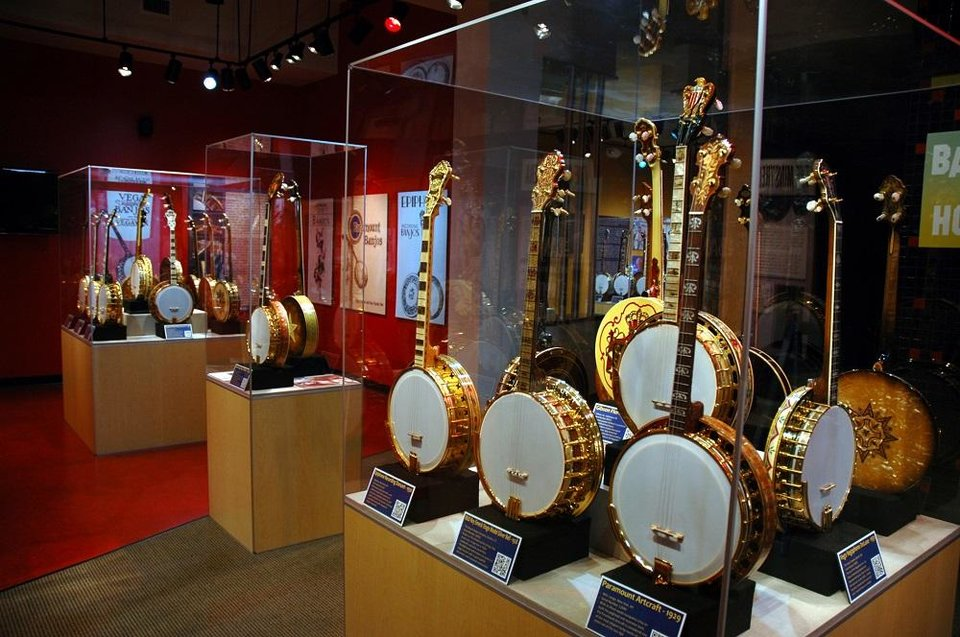 Photo - The American Banjo Museum will reopen to the public June 2 following a more than two-month closure due to the coronavirus pandemic. [Photo provided]