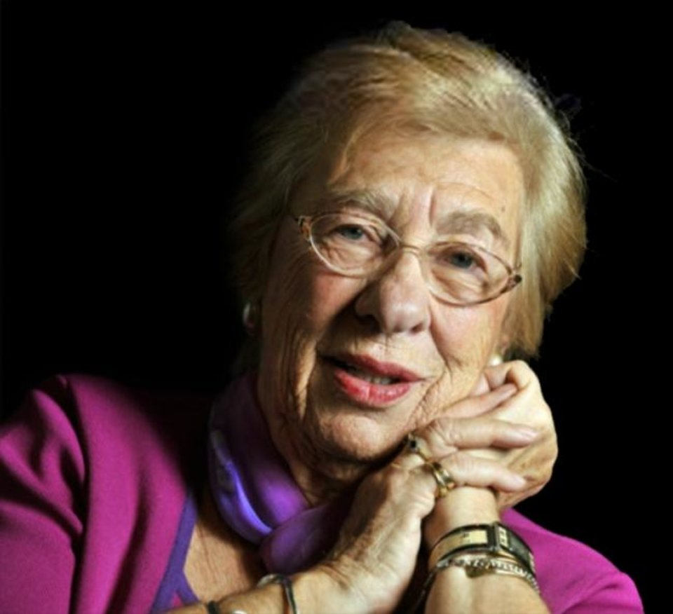 Photo -  Eva Schloss [Photo provided]